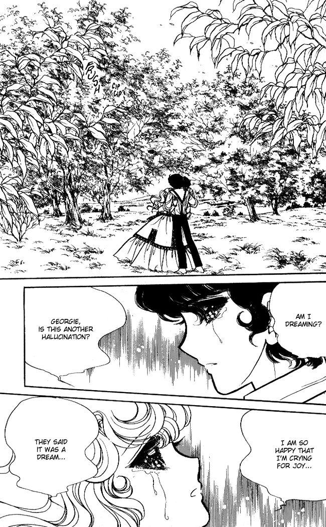 manga lady georgie